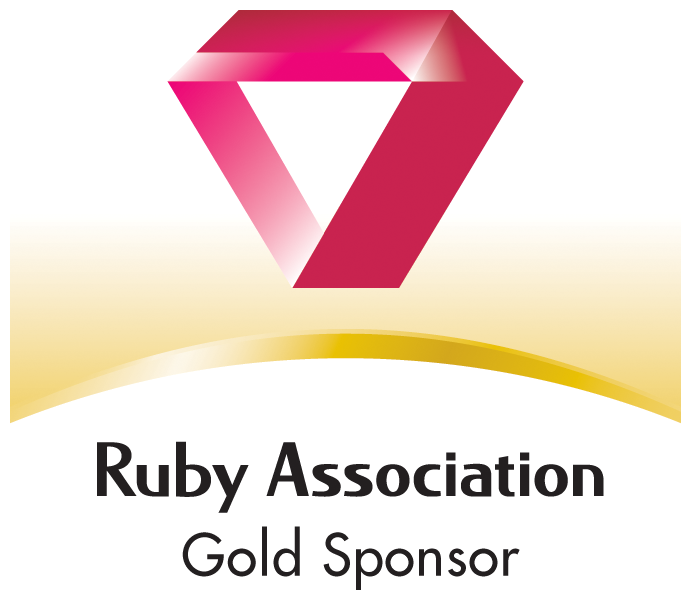 Ruby Association Gold Sponsor